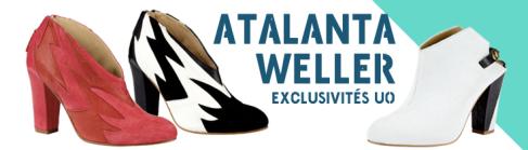 Atalanta Weller heels, UO